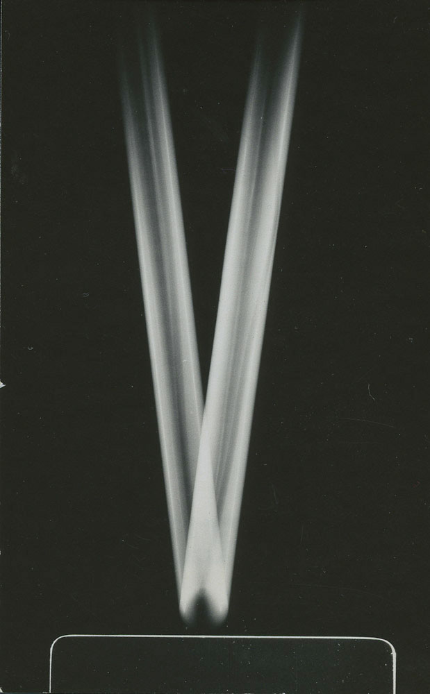 Time Exposure Angle Shot, c. 1958