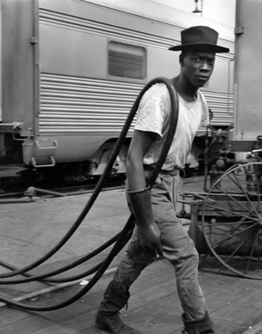 Railroad Maintenance Man, 1946-1948