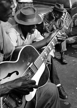 Maxwell Street Blues, 1946-1948